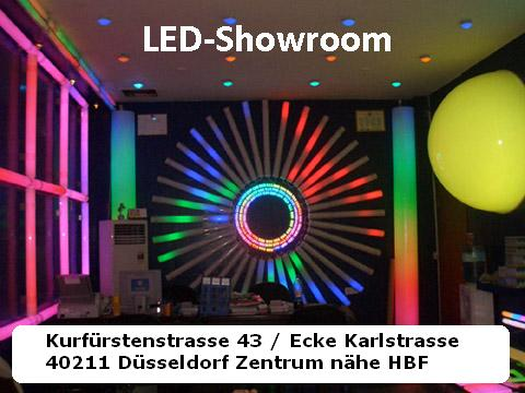 LED Showroom Düsseldorf LED Kaufen LED Stripe