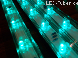 LED Tube Blank Cover